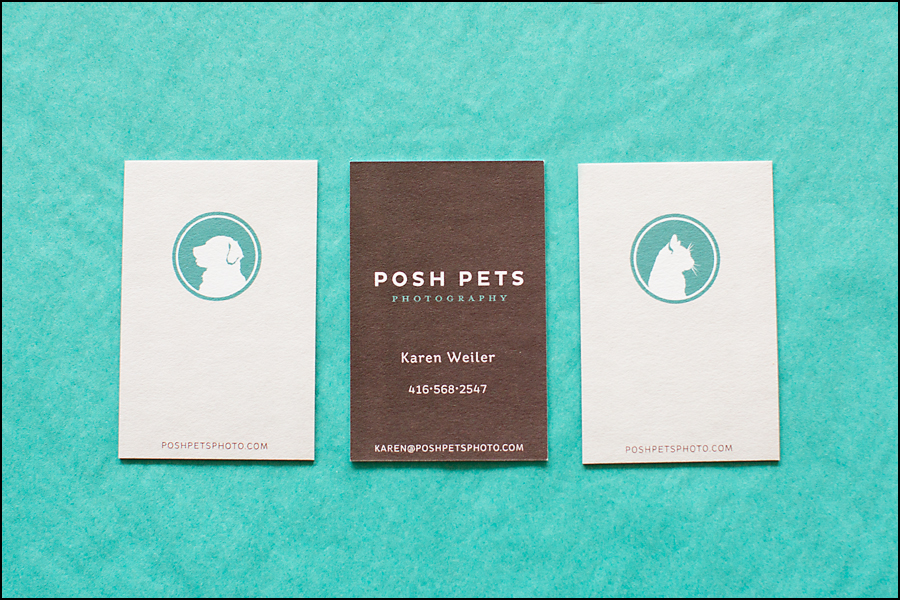 business cards Archives - Toronto, Ontario Dog and Cat Photographer ...