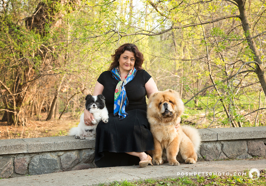 high park dog photography