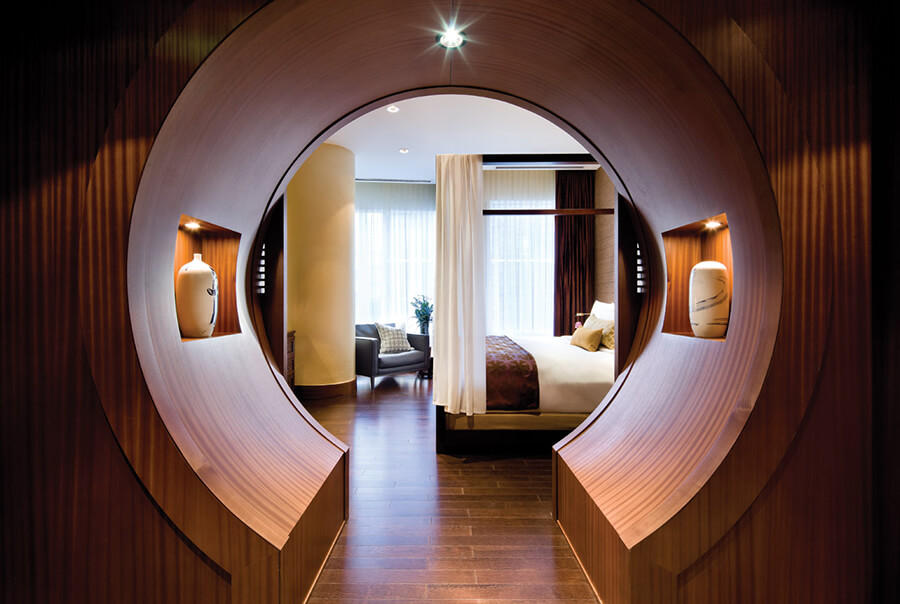 Moongate Suite at Shangri-La Hotel Toronto