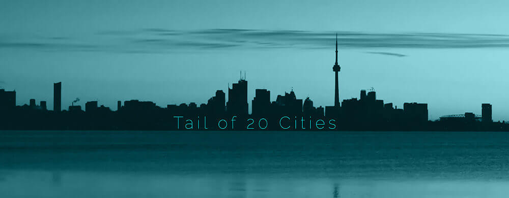 Tail of 20 Cities | Toronto Dog Photography